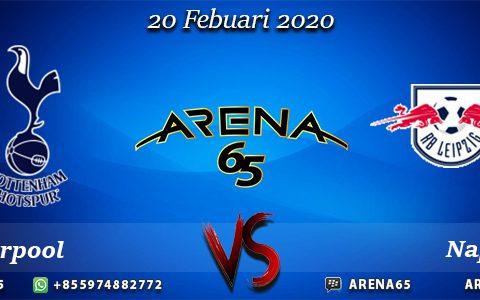 Prediksi Tottenham Hotspur Vs RB Leipzig 20 Febuari 2020